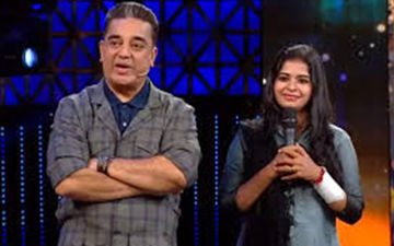 Bigg Boss Tamil Season 3 Contestant Madhumitha Files A Complaint Against Kamal Haasan For Mental Harassment