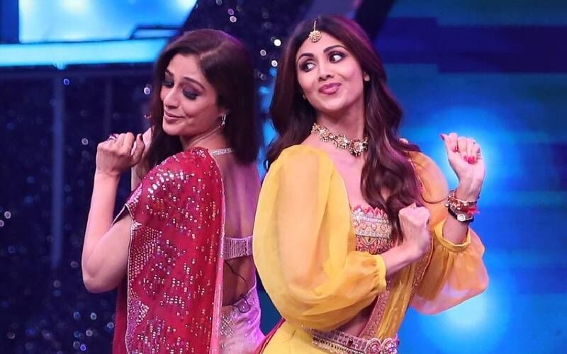 Super Dancer Chapter 4: Shilpa Shetty And Tabu's Performance On The Iconic Song, 'Ruk Ruk Ruk' Enthralls Everyone