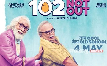 102 Not Out, Movie Review: Amitabh & Rishi Hit The Ball Out Of The Park