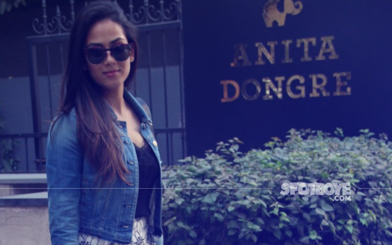 IN PICS: Mira Rajput Goes Shopping In Bandra