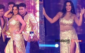Video: Monalisa's Hot Moves On Sunny Leone's Item Song Will Make You Go 'Trippy Trippy'