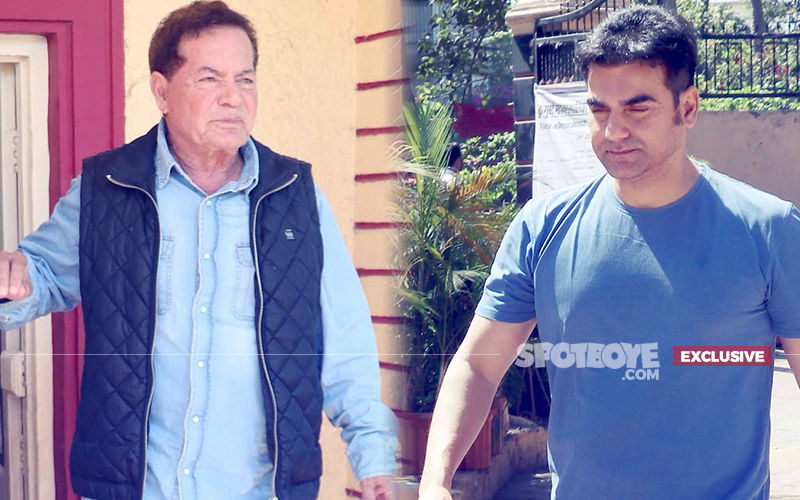 Salim Khan: Arbaaz Is Being Singled Out & His Divorce Didn't Happen Because Of His IPL Betting