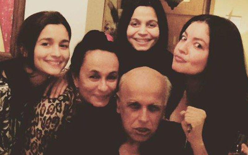Sadak 2: Alia Bhatt Enjoys A Wholesome Meal With Her Family In Ooty