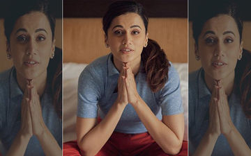 """Taapsee Pannu Says, """"I Was Called Bad Luck Charm In The Telugu Film Industry"""""""