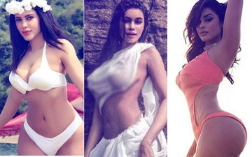 Meet India's Kim Kardashian! Gizele Thakral's 7 Sizzling Pictures That Are Breaking The Internet