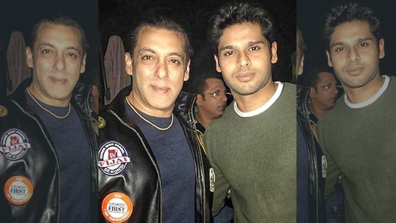 Salman Khan Birthday: Actor Gets The Iconic Maine Pyaar Kiya Jacket From Co-Star Bhagyashree's Son Abhimanyu After 30 Years