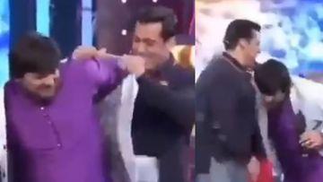 Wajid Khan Death: Late Music Composer's Heartfelt Reaction To Salman Khan Gifting Him His Jacket Will Make You Shed A Tear