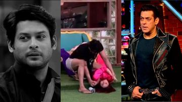 Bigg Boss 13: Salman Khan Brings Up Sidharth Shukla's Violent Behaviour With Shehnaaz Gill, Calls Her 'Paglet' – VIDEO