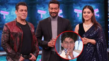 Bigg Boss 13: Salman Khan Reveals How Shah Rukh Khan Made A Whole Film After His School-Crush Named Kiran