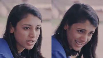 Cricketer Smriti Mandhana Had An EPIC Reaction To Someone Who Told Her 'Kaise Ladki Jaise Fielding Kar Rahi Hai' – VIDEO