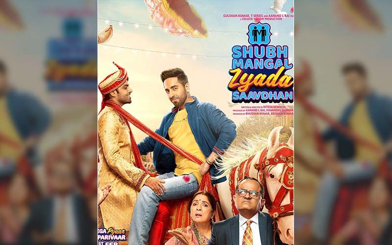 Shubh Mangal Zyada Saavdhan Trailer Twitter Review: Fans Are Digging The Rushes Of This Ayushmann Khurrana Starrer