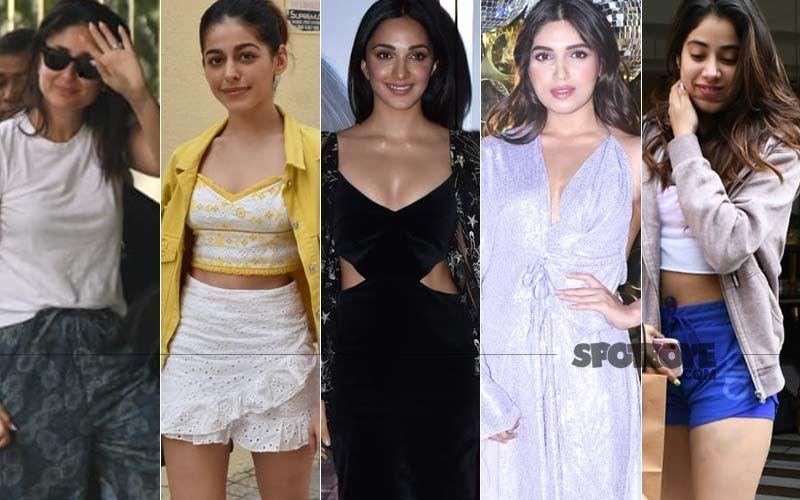 STUNNER OR BUMMER: Kareena Kapoor Khan, Alaya F, Janhvi Kapoor, Kiara Advani Or Bhumi Pednekar?