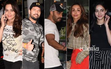 अर्जुन-मलाइका, प्रीती जिंटा, युवराज सिंह, मीरा राजपूत सोहो हाउस में पार्टी करने पहुंचे: देखिए तस्वीरें
