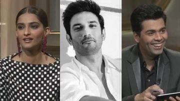 Sushant Singh Rajput Demise: Sonam Kapoor Bravely Hits Back At Trolls, Bullies For Criticising Her KWK Video About Late Actor