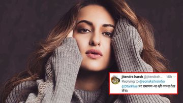 Sonakshi Sinha Shares #SundaySelfie On A Wednesday; Fans Roast The Actress Again, Ask Her To Watch Ramayan Instead