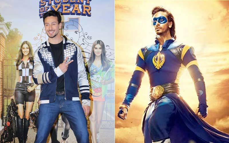 Tiger Shroff At Student Of The Year 2 Trailer Launch: Flying Jatt Ke Baad Zameen Par Aana Pada