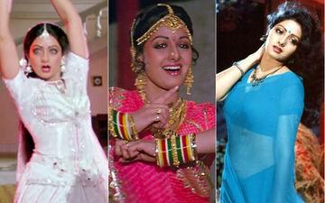 बॉलीवुड की चांदनी श्रीदेवी की पहली पुण्यतिथि पर जानिए उनके 5 बेहतरीन गानों के बारे में