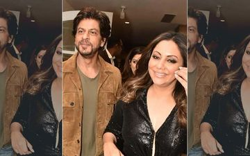 Gauri Khan Says Shah Rukh Khan Is 'Two Much To Handle', SRK's Hilarious Reply Taking A Dig At Himself Has Left Us In Splits