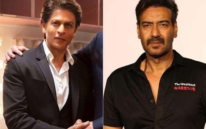 Shah Rukh Khan Calls Off Ad Shoot With Ajay Devgn Amid Son Aryan Khan's Case-Report
