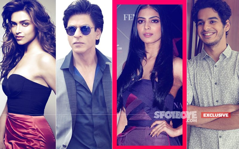 Malavika Mohanan Talks About SRK, Deepika, Intimate Scenes, Bond With Ishaan Khatter...