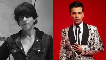 Shah Rukh Khan To Reunite With Karan Johar For A 'Non-Experimental' Film After Zero's Debacle?