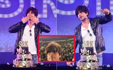 Shah Rukh Khan Celebrates Birthday With Fans In A Packed Auditorium In Bandra; Commits To A 2020 Film Release