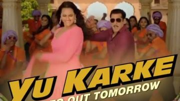Dabangg 3 Yu Karke Song: Salman Khan-Sonakshi Sinha's Crackling Chemistry To Be Seen Tomorrow
