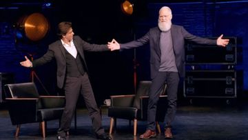 Shah Rukh Khan Receives The Biggest Ovation Ever On Netflix's David Letterman Show; Check Out The New Promo