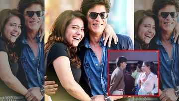 We Bet You Didn't Know That Kajol Had A Short Yet Hilarious Cameo In Shah Rukh Khan's Duplicate – VIDEO