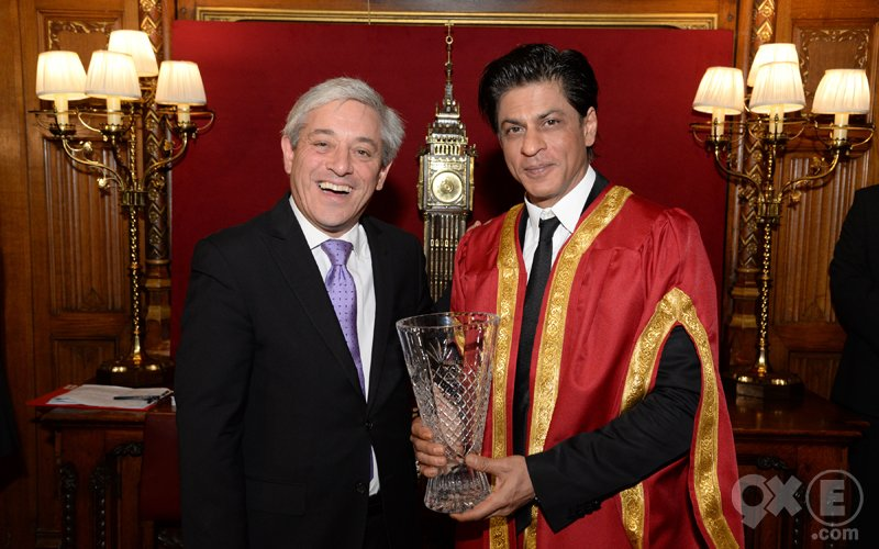 Shah Rukh Khan Receives Global Diversity Award