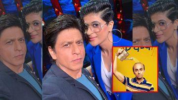 Shah Rukh Khan And Tahira Kashyap's Conversation Over 'Hair' Is Hilarious; Bala Ayushmann Khurrana Approves