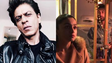 Brahmastra: We Are In Happy Tears As Shah Rukh Khan Shoots For His Cameo In Ranbir Kapoor-Alia Bhatt Fantasy Drama