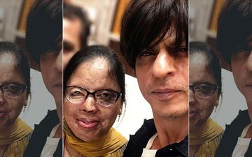 Shah Rukh Khan Is Winning Hearts With His Congratulatory Message For An Acid Attack Victim On Her Marriage