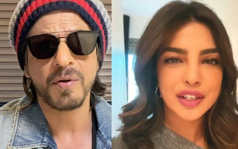 Shah Rukh Khan And Priyanka Chopra Jonas To Appear In WHO's 'One World: Together At Home' Live Event Along With Lady Gaga, John Legend