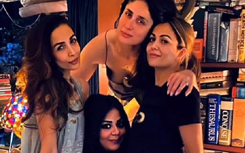 Kareena Kapoor Khan And Her Besties Are Not Losing Out On Their Gossip Sessions Thanks To Technology - PIC INSIDE
