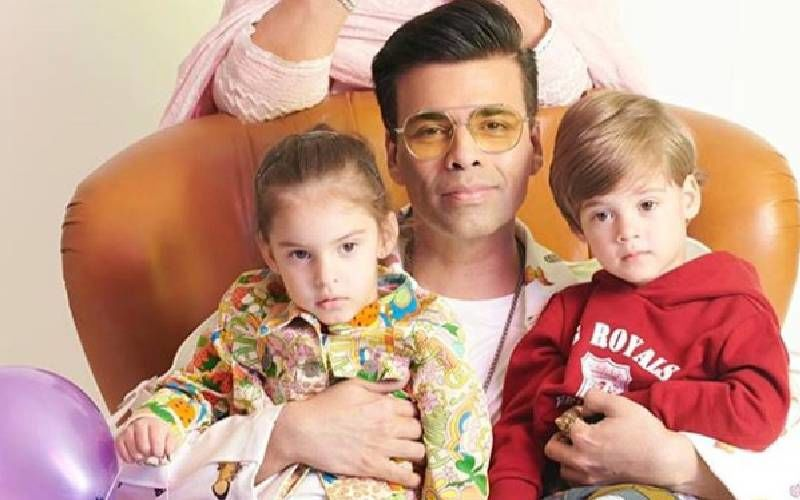 Karan Johar's Kids Yash - Roohi DISAPPROVE Of His Singing Too; Anushka Sharma, Malaika Join In As Happy Trolls