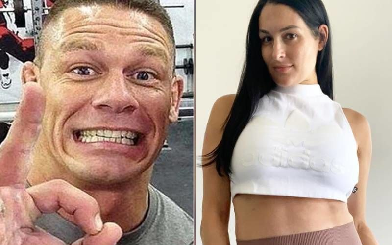 Did WWE Star John Cena Take A Jibe At His Ex Gf Nikki Bella In His Latest Tweet? Read To Find Out