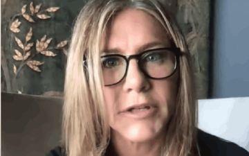Jennifer Aniston Surprises A COVID-19 Positive Nurse Via Video Chat Along With Jimmy Kimmel; Expresses Gratitude - WATCH
