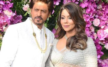 Gauri Khan Once Revealed SRK Was Disgustingly Possessive: 'Wouldn't Let Me Wear White Shirt, Thought It Was Transparent'