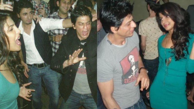 When Shah Rukh Khan And Priyanka Chopra Partied Hard In A Berlin Night Club During Don 2 - Nostalgia Diary