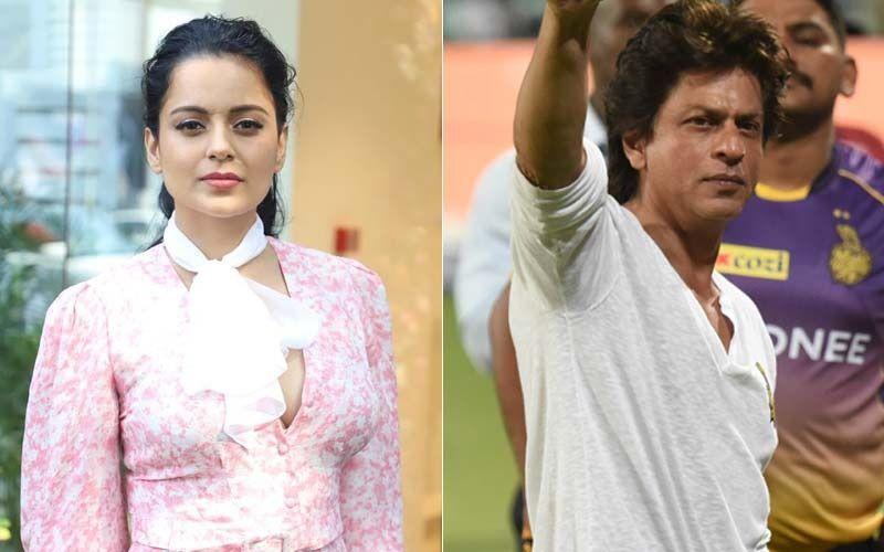 Throwback To When Kangana Ranaut Attended IPL Match And Cheered For Shah Rukh Khan's Kolkata Knight Riders- PICS