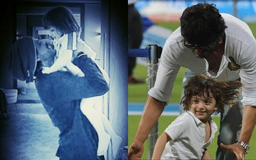 SOCIAL BUTTERFLY: Here's Why King Khan Is the Best Dad In The World