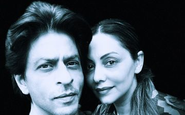 Shah Rukh Khan - Gauri Khan's 28th Wedding Anniversary: Romance King Pens A Sweet Note, Says 'I Have Got As Beautiful As Beautiful Can Be!'