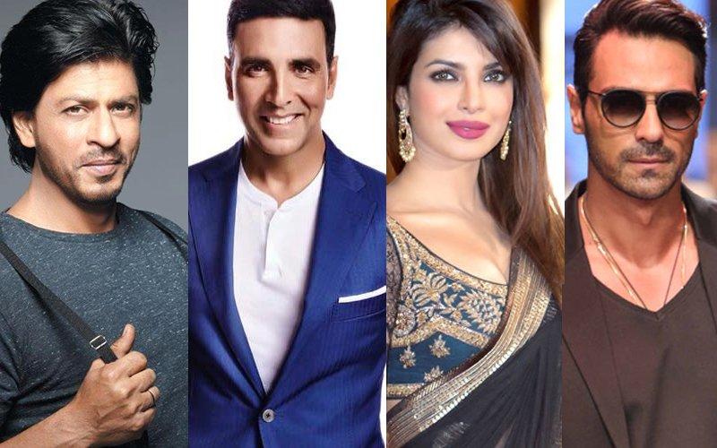 Happy Dussehra: Shah Rukh Khan, Akshay Kumar, Priyanka Chopra, Arjun Rampal Wish Fans