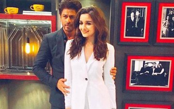 Five Times Shah Rukh Khan And Alia Bhatt Caught Our Attention On Koffee With Karan