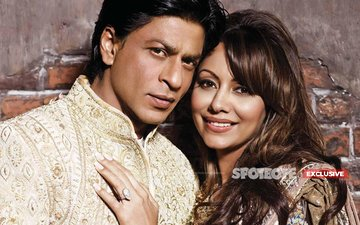Shah Rukh, Gauri To Celebrate Silver Jubilee Wedding Anniversary In Mannat, Tonight