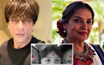 Shah Rukh Khan Faces Backlash For Sporting Tilak On Diwali; Shabana Azmi Calls Out 'Rabid Islamists' Saying, 'Islam Is Not So Weak'