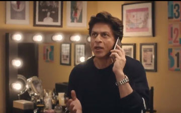Shah Rukh Khan Just Got A Ghostly Offer By Netflix Which He Could Not Refuse! Read on