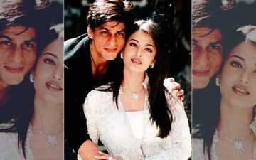 Shah Rukh Khan Calls Himself 'Unlucky' To Be Paired Opposite Aishwarya Rai Bachchan In Josh; Here's Why