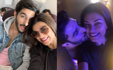 Sushmita Sen With Boyfriend Roman Shawl Wish All Their Fans A Happy Janmashtami Through Their Latest Instagram Post